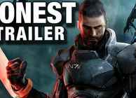 mass effect honest trailer