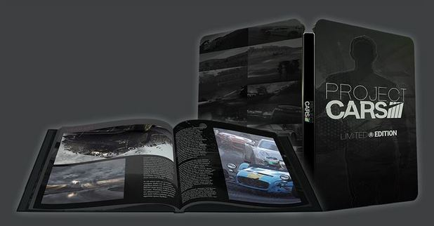 Project CARS Limited Edition and Modified Car Pack announced