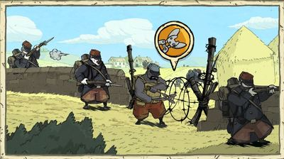 Valiant Hearts: The Great War Screenshot - 1168476