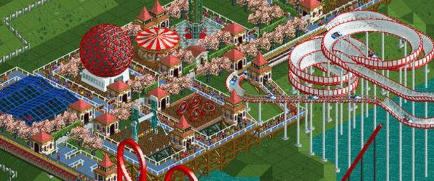 RollerCoaster Tycoon World - Feature