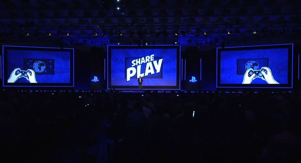 PlayStation 4 (console) Screenshot - Share Play