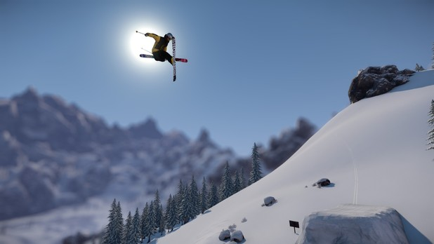 Snow Screenshot - Open-world skier Snow makes its way to PS4, Oculus Rift