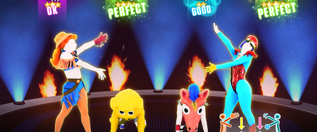 Just Dance 2015 - Feature