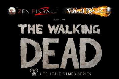 The Walking Dead Pinball Screenshot - 1168586