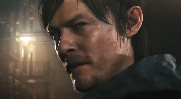 Screenshot - norman reedus silent hills