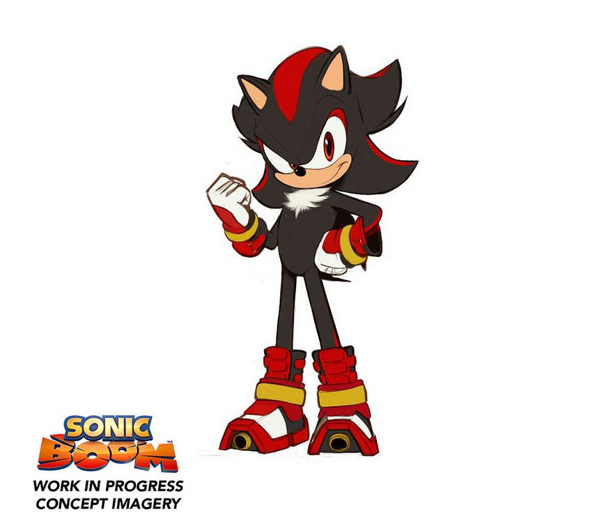 sonic boom shadow concept art