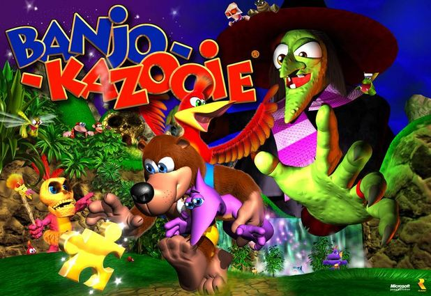 Xbox One Screenshot - rare banjo kazooie