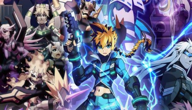Screenshot - gunvolt