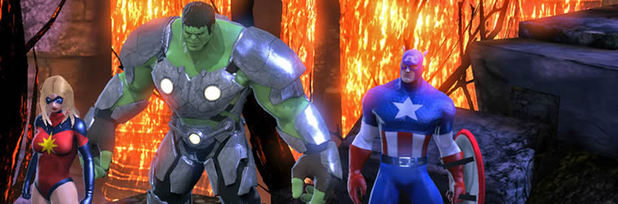 Marvel Heroes Screenshot - marvel heroes 2015
