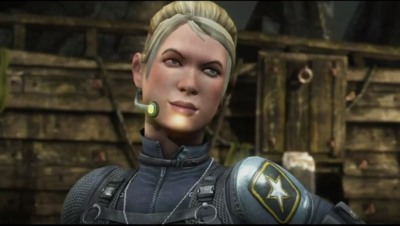Mortal Kombat X Screenshot - Cassie Cage