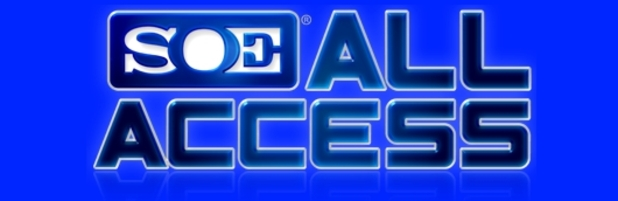 DC Universe Online Screenshot - SOE All Access