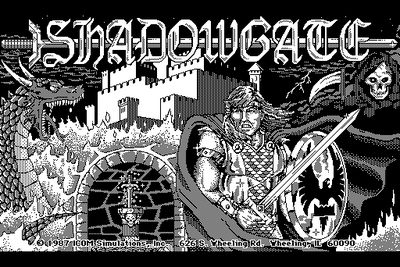 Shadowgate Screenshot - 1168827