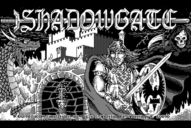 Shadowgate Screenshot - 1168828
