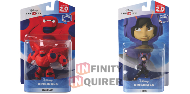 Disney Infinity: Marvel Super Heroes (2.0 Edition) Screenshot - Big Hero 6