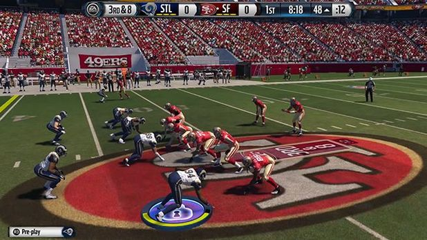 Madden NFL 15 Screenshot - EA Access users will only have six hours to try Madden NFL 15 before buying
