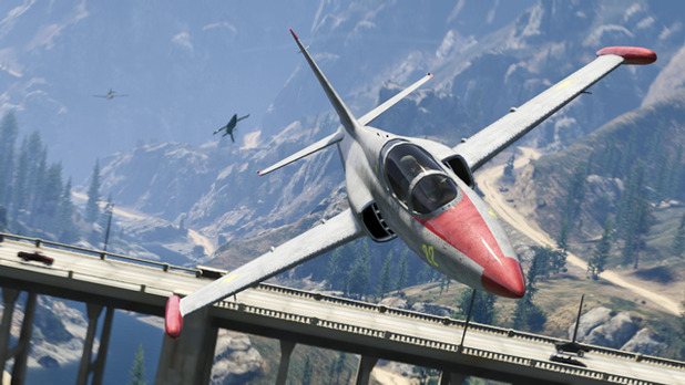 Grand Theft Auto V Screenshot - 1168863