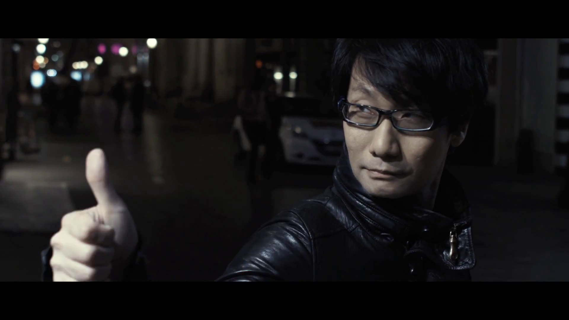 Hideo Kojima - cool guy