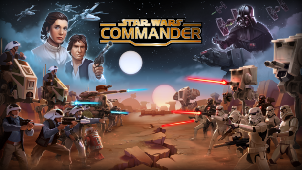 Star Wars: Commander Screenshot - 1169006