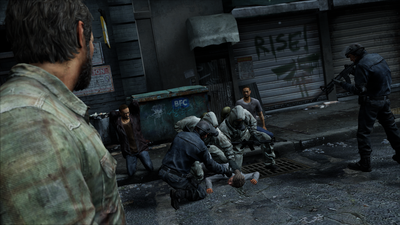 The Last of Us Screenshot - Video games have become more serious, but thankfully we can still have our fun
