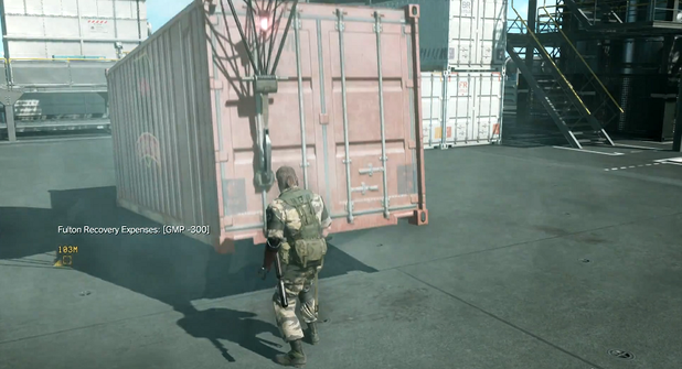 Metal Gear Solid V: The Phantom Pain Screenshot - 1169056