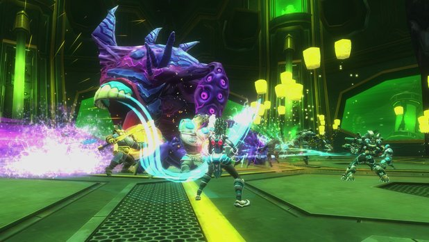 Screenshot - Wildstar is no longer releasing monthly updates