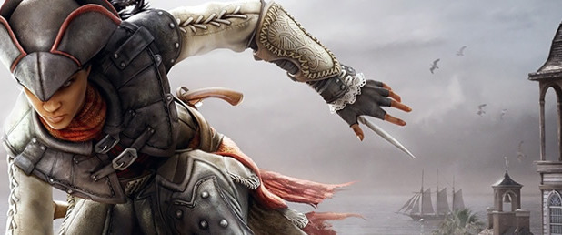 Gaming Culture Screenshot - female assassins creed aveline