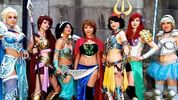 disney warrior princesses
