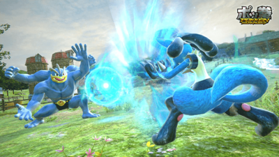 POKKÉN TOURNAMENT Screenshot - 1169217