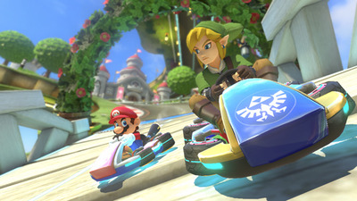 Mario Kart 8 Screenshot - 1169279