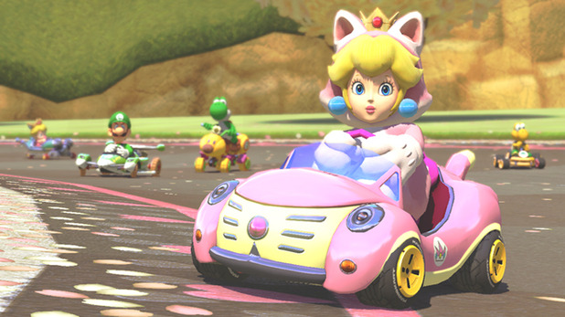 Mario Kart 8 Screenshot - 1169280