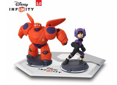 Disney Infinity: Marvel Super Heroes (2.0 Edition) Screenshot - disney infinity hiro and baymax