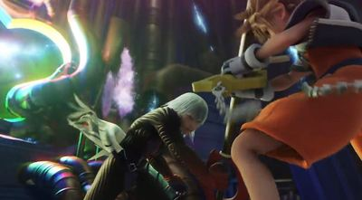 Kingdom Hearts HD 2.5 ReMIX Screenshot - 1169375