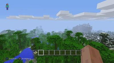 Minecraft Screenshot - Did you play the Xbox 360 version of Minecraft? The Xbox One version will only cost you $5