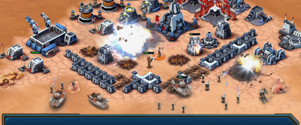 Star Wars: Commander - Feature