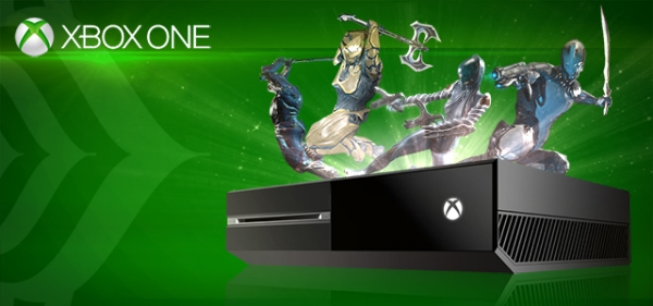 Xbox One Warframe