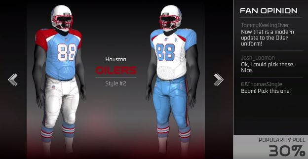 houston oilers 2