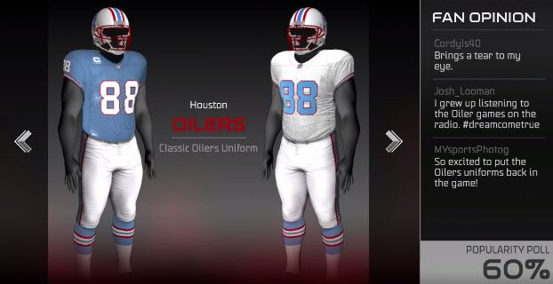 houston oilers 3