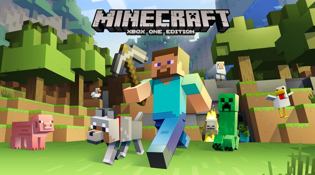 Minecraft xbox one edition with microsoft for final testing for Mine craft for xbox