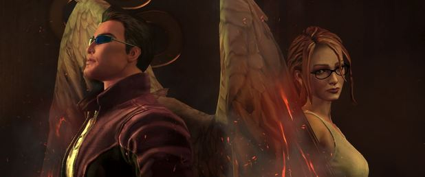 Saints Row: Gat Out of Hell - Feature