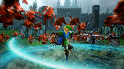 Hyrule Warriors Screenshot - 1169676