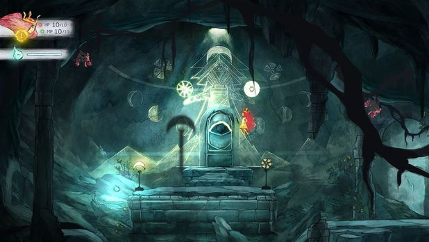 Xbox One (Console) Screenshot - Child of Light