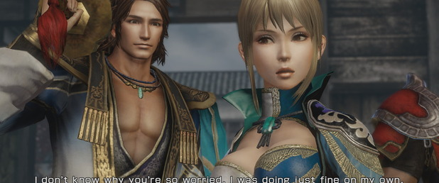 Warriors Orochi 3 Ultimate - Feature