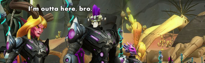 why i stopped playing wildstar