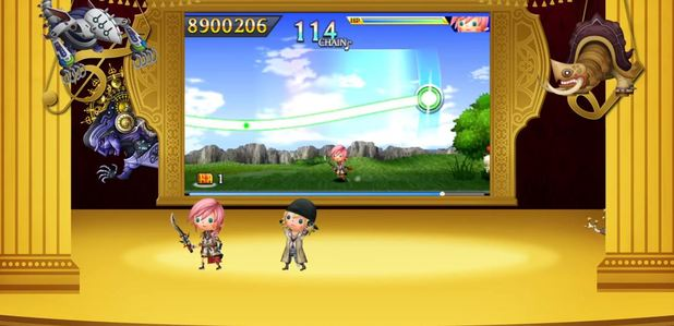 Theatrhythm Final Fantasy: Curtain Call Screenshot - 1169851