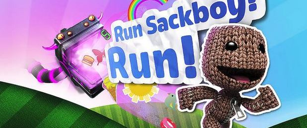 Run Sackboy! Run! - Feature