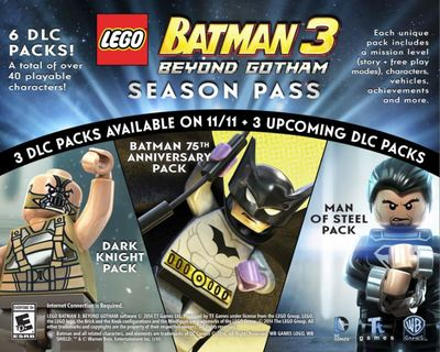 LEGO Batman 3: Beyond Gotham Screenshot - 1170004