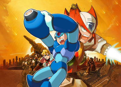 Screenshot - Mega Man X5