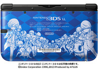 Persona Q 3DS Back