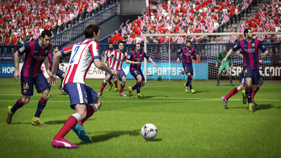 FIFA 15 Screenshot - 1170099
