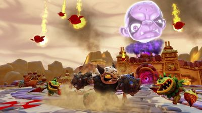 Skylanders Trap Team Screenshot - skylanders trap team